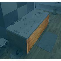Tablier de baignoire balnéo L180 cm