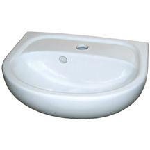 lave mains concerto 40 cm gain de place blanc 001037 alterna sanitaire cedeo. Black Bedroom Furniture Sets. Home Design Ideas