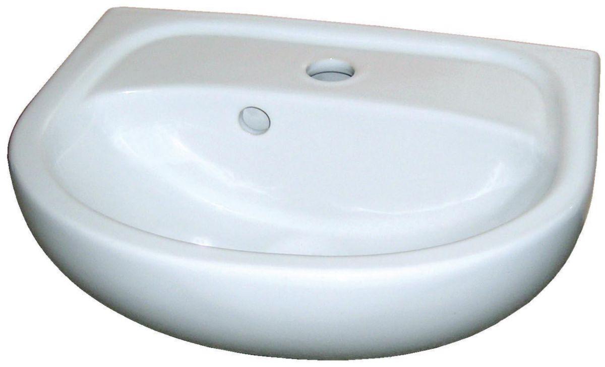 Lave Main Lave Mains D Angle Avec Meuble Compact Pour Wc Cedeo