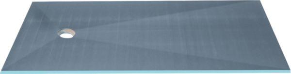 Receveur douche plain-pied Fundo Primo - 1200x90 mm ép. 40 mm
