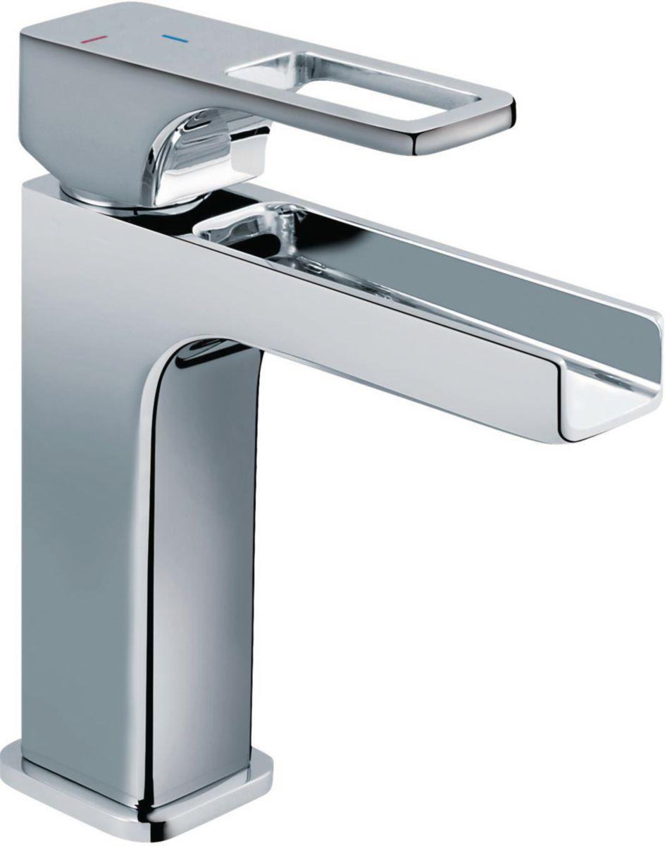 Mitigeur lavabo Domino 3 cascade - ALTERNA - Sanitaire -CEDEO