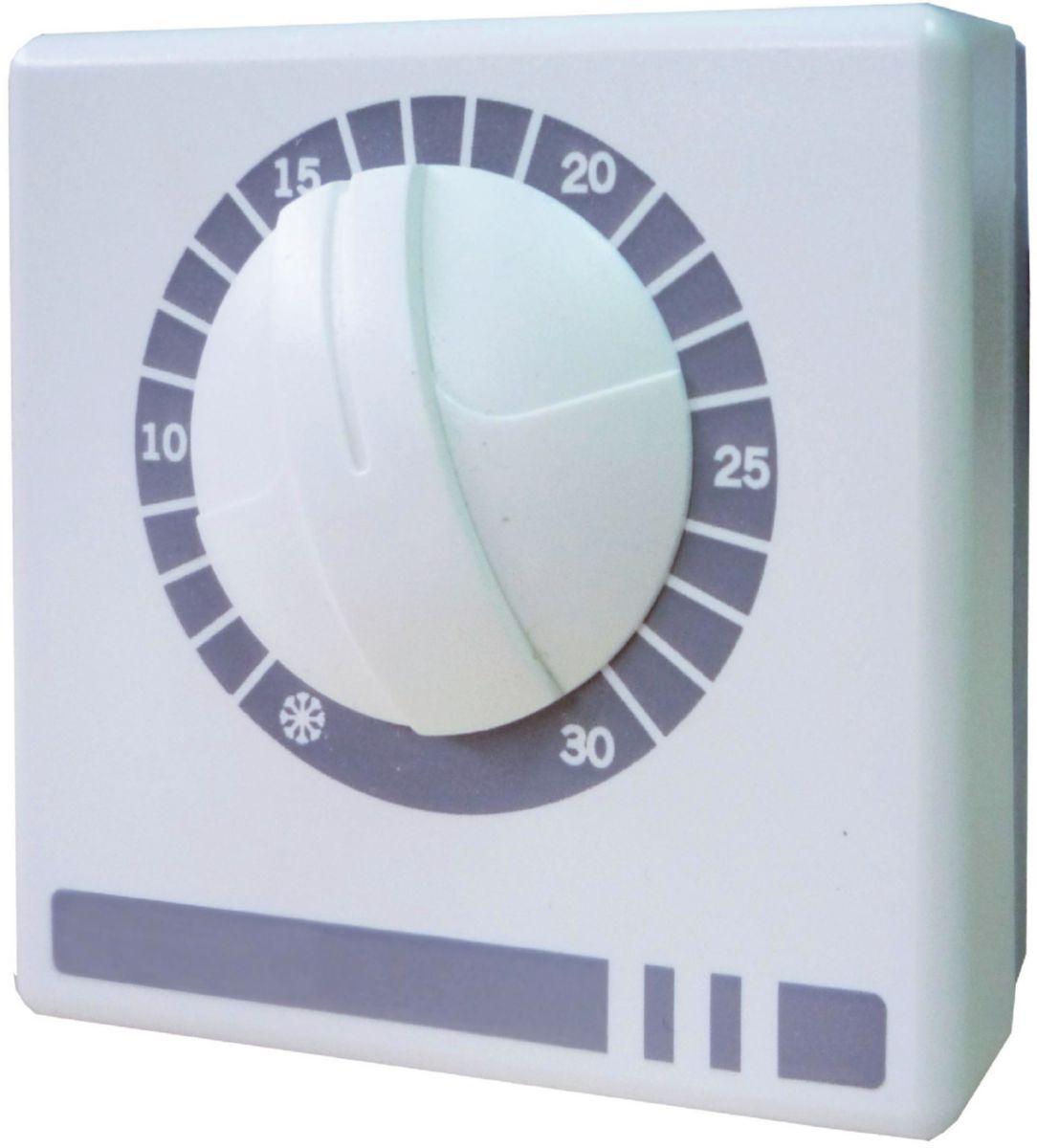 Thermostat d'ambiance pour chaudière Rembrandt/Gialix réf. 710043