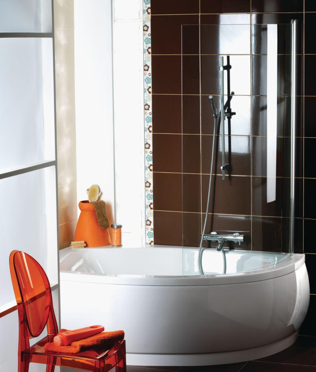 baignoire concerto 2 good aquabel optimum baignoire. Black Bedroom Furniture Sets. Home Design Ideas