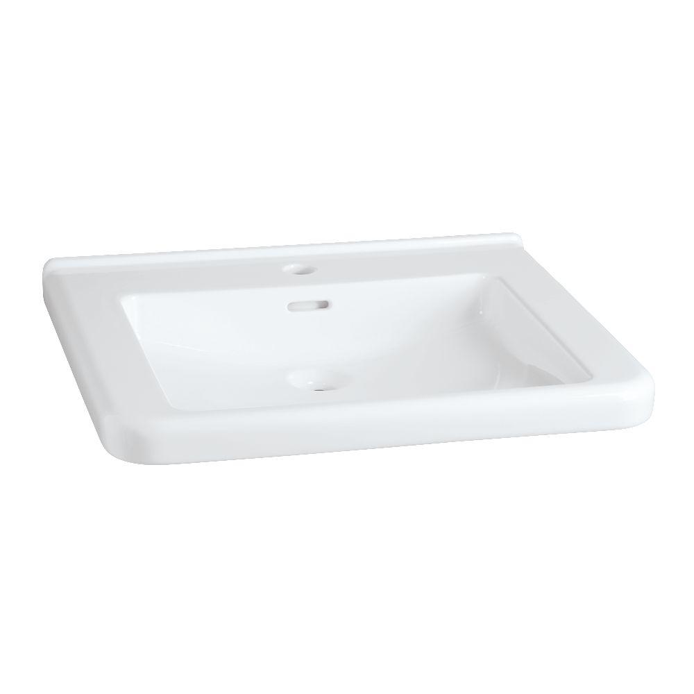 Lavabo LATITUDE 60 cm, blanc Réf. 000115300000
