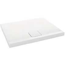 Receveur douche ODEON UP extra plat 120x90 antid�rapant blanc r�f N115K220