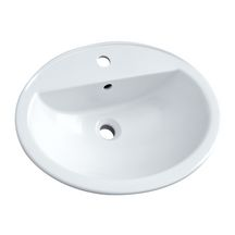 Vasque à encastrer PRIMA ovale