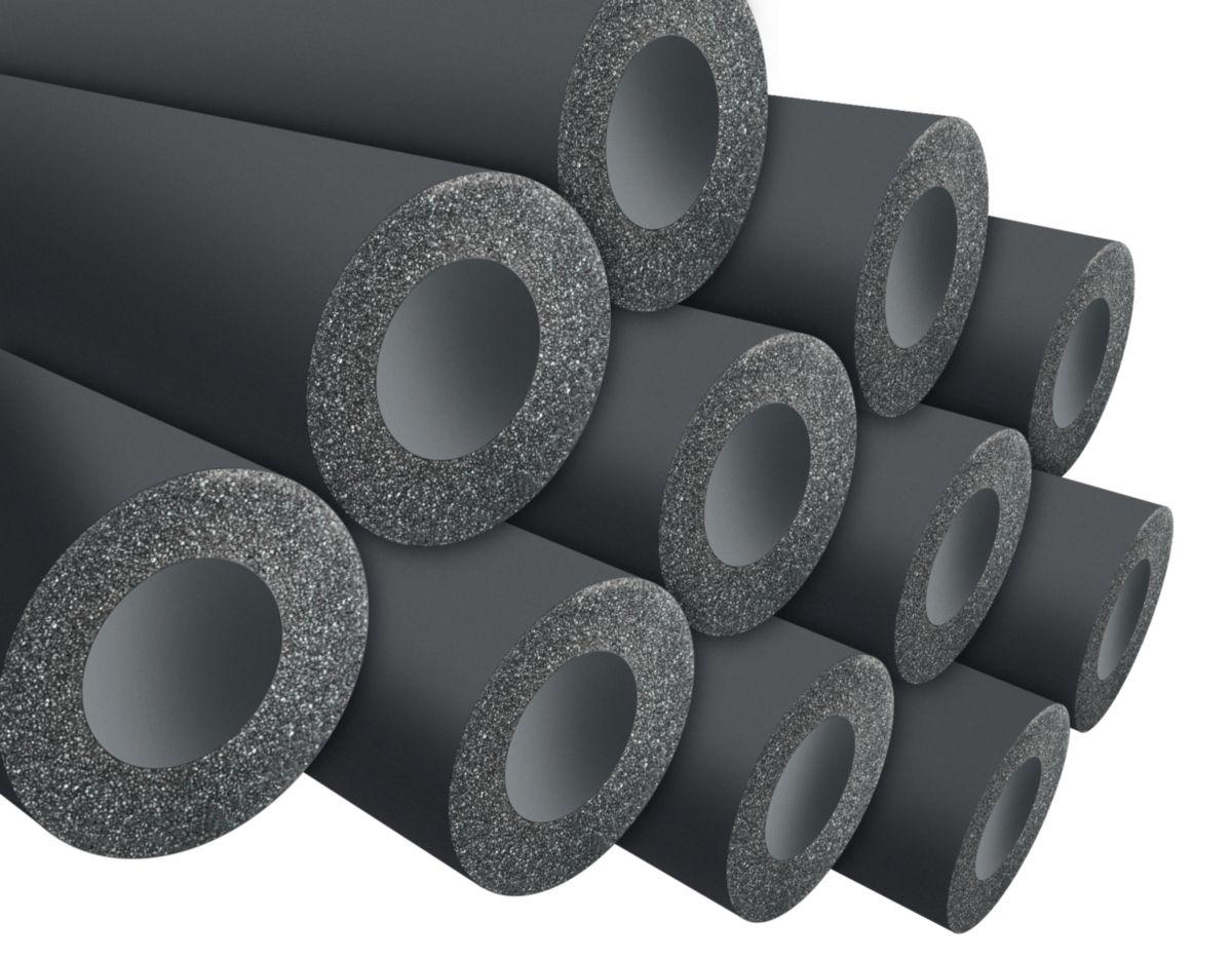 Tube K-Flex ST NFFEU épaisseur 13 mm diamètre 28 mm Réf ST13X028