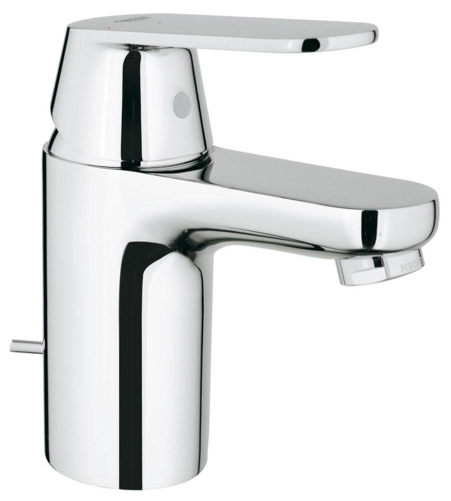 Mitigeur lavabo mono commande Eurosmart Cosmopolitan ES 5,7 l/min réf. 2337700E