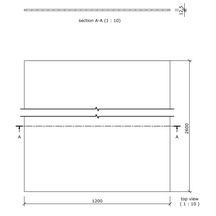 panneau de construction wedi standard polystyr ne extrud p 12 5 mm 2 6x1 2 m wedi. Black Bedroom Furniture Sets. Home Design Ideas