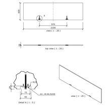 tablier de baignoire polystyr ne extrud wedi bathboard 20x600x2100 mm wedi sanitaire. Black Bedroom Furniture Sets. Home Design Ideas