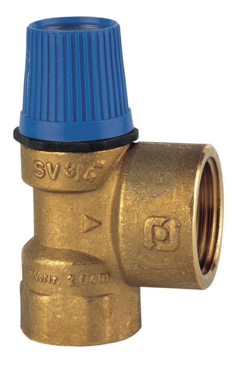 Soupape sanitaire 20x27 10 bar FF réf 22L0217210