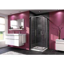 parois de douche huppe parois de douche douche. Black Bedroom Furniture Sets. Home Design Ideas