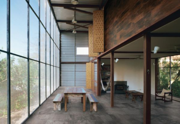 Carrelage sol intérieur grès cérame Design Industry Raw Grey - 60x60 cm