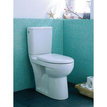 pack wc prima sh pack wc sur lev sortie horizontale avec abattant recouvrant fermeture. Black Bedroom Furniture Sets. Home Design Ideas
