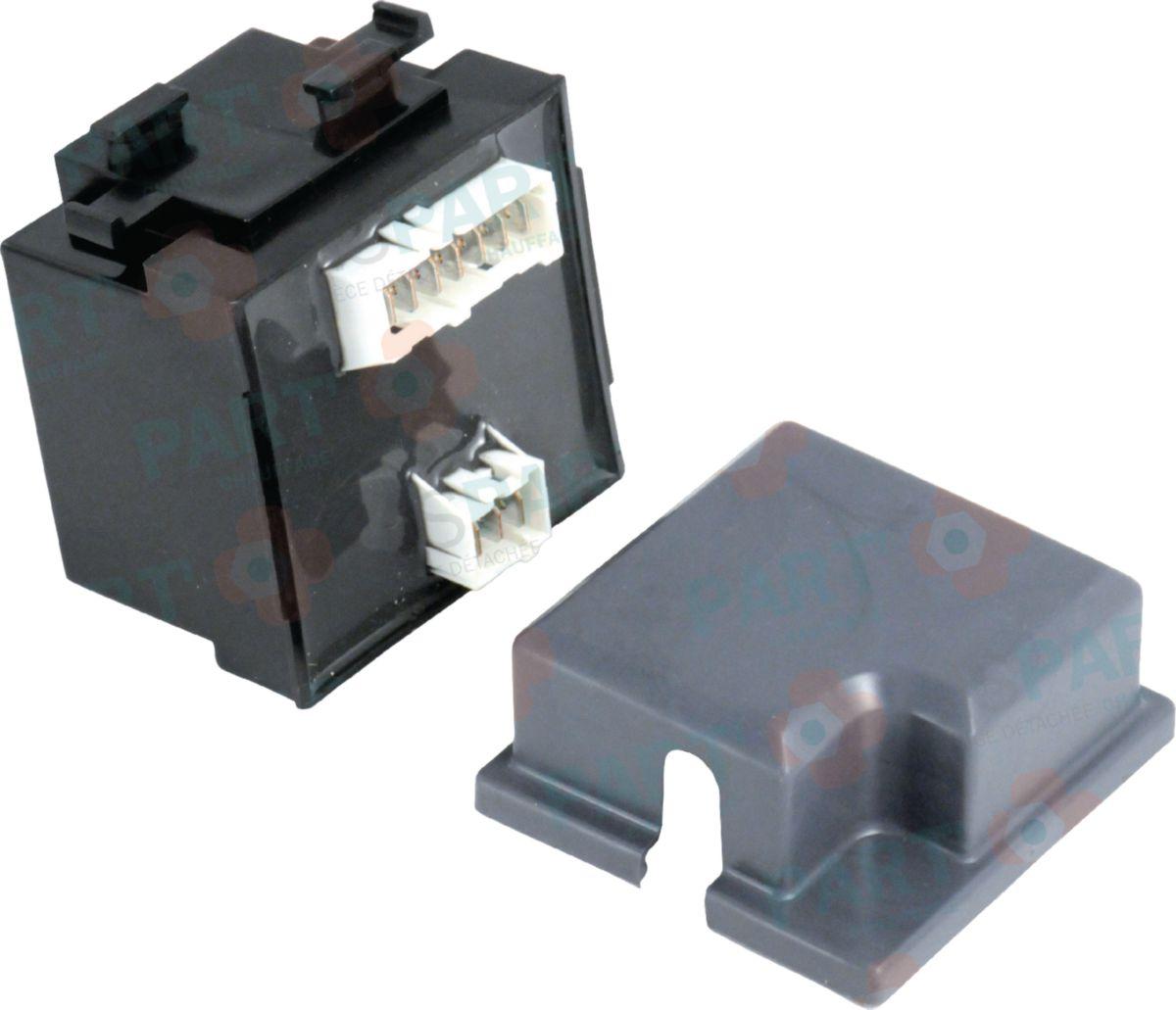 Transformateur type EI66 cpl GB132T19/S135 LOGAMAX Réf. 7101640