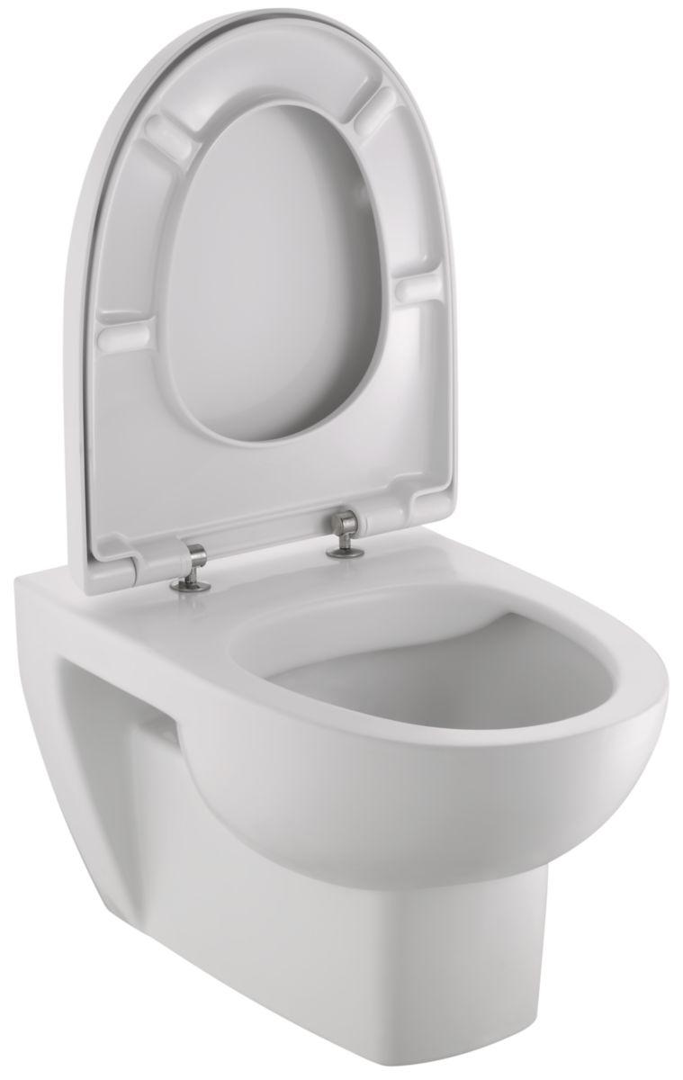 cuvette suspendue odeon up rimove sans bride envie de salle de bain. Black Bedroom Furniture Sets. Home Design Ideas