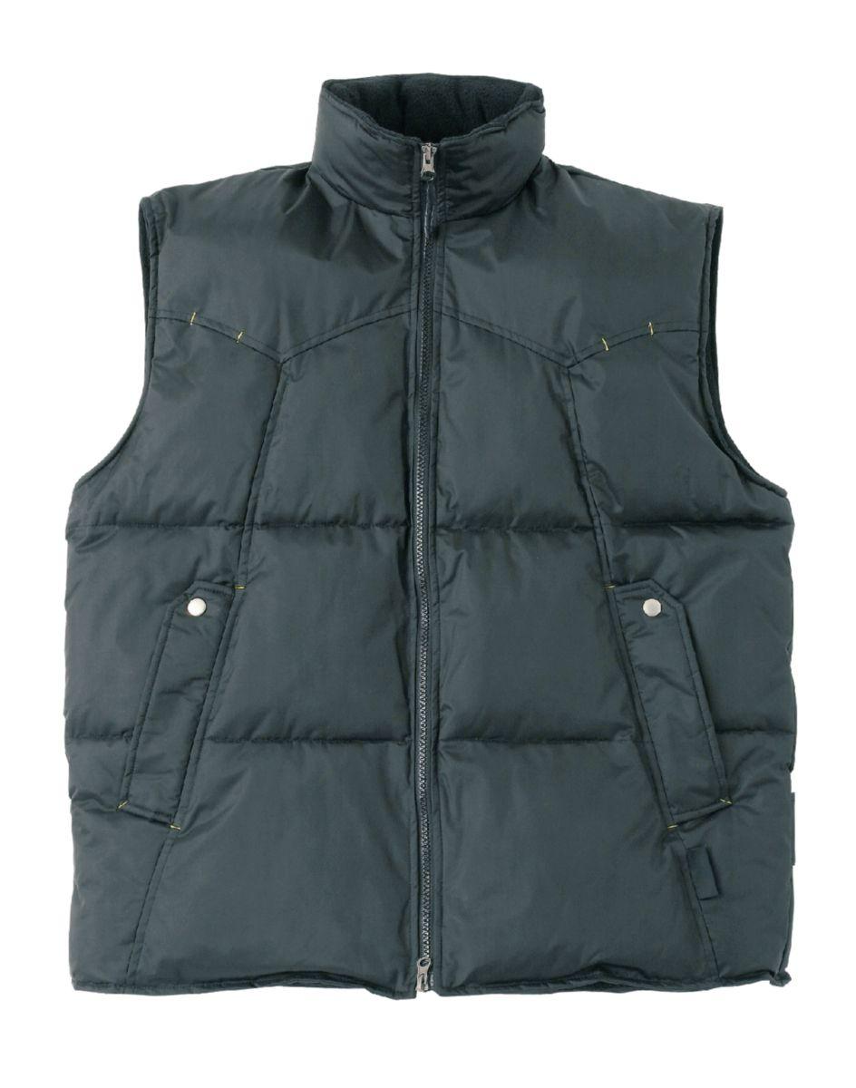 Gilet sans manches Urban 03 Jura 100 % polyester enduit PVC doublure polaire taille XL -