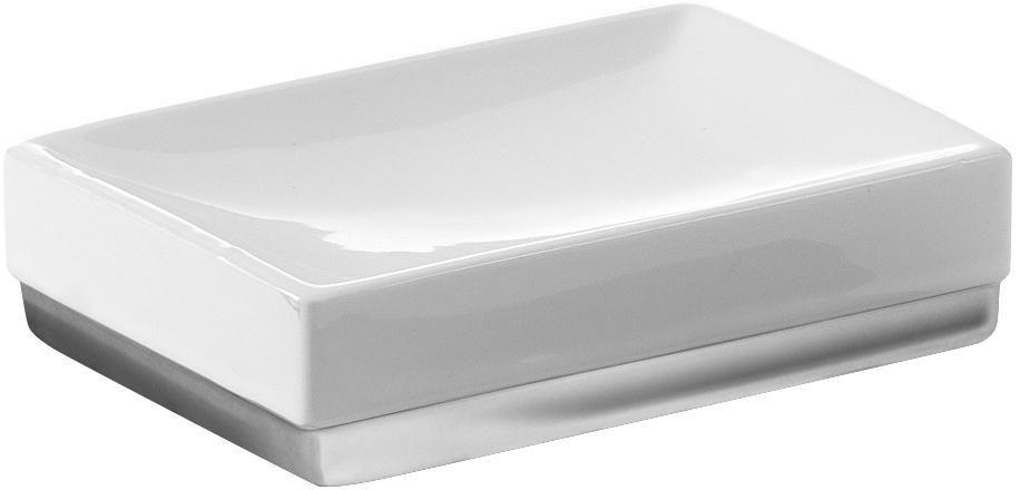 Porte savon LUCY blanc réf. LY110200300