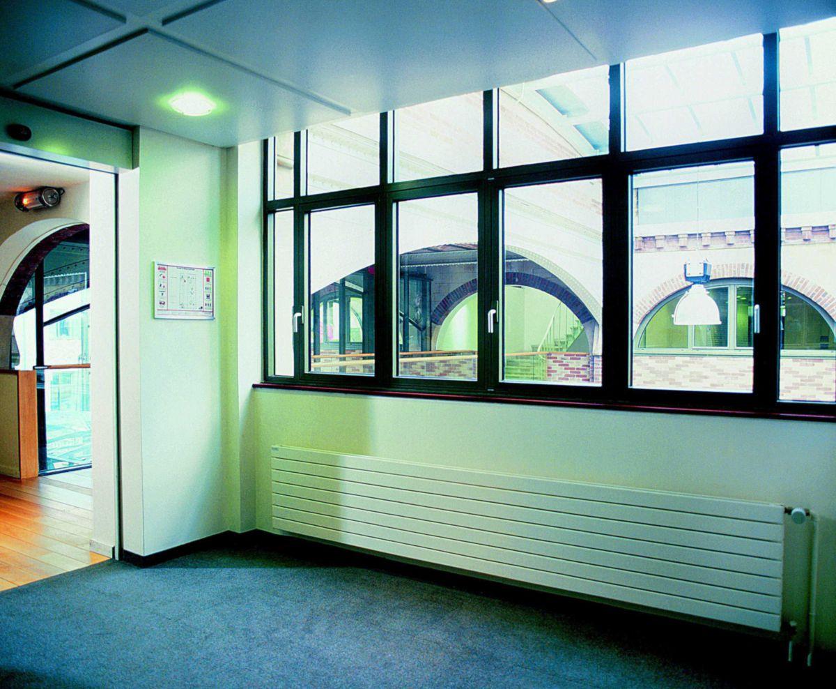 Acova Garantie avec radiateur fassane double éléments horizontal hauteur 740mm 1813w réf