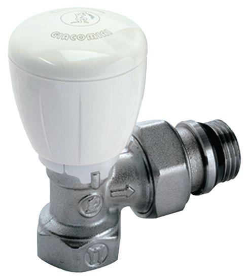 Robinet thermostatique querre r421tg mf 1 2 giacomini - Robinet thermostatique radiateur giacomini ...