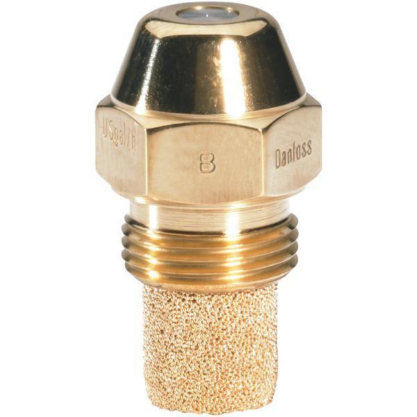 Gicleur OD type B 0,65 US/GAL 80° réf. 030B0204
