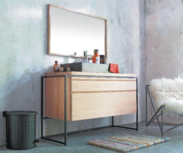 factory envie de salle de bain. Black Bedroom Furniture Sets. Home Design Ideas