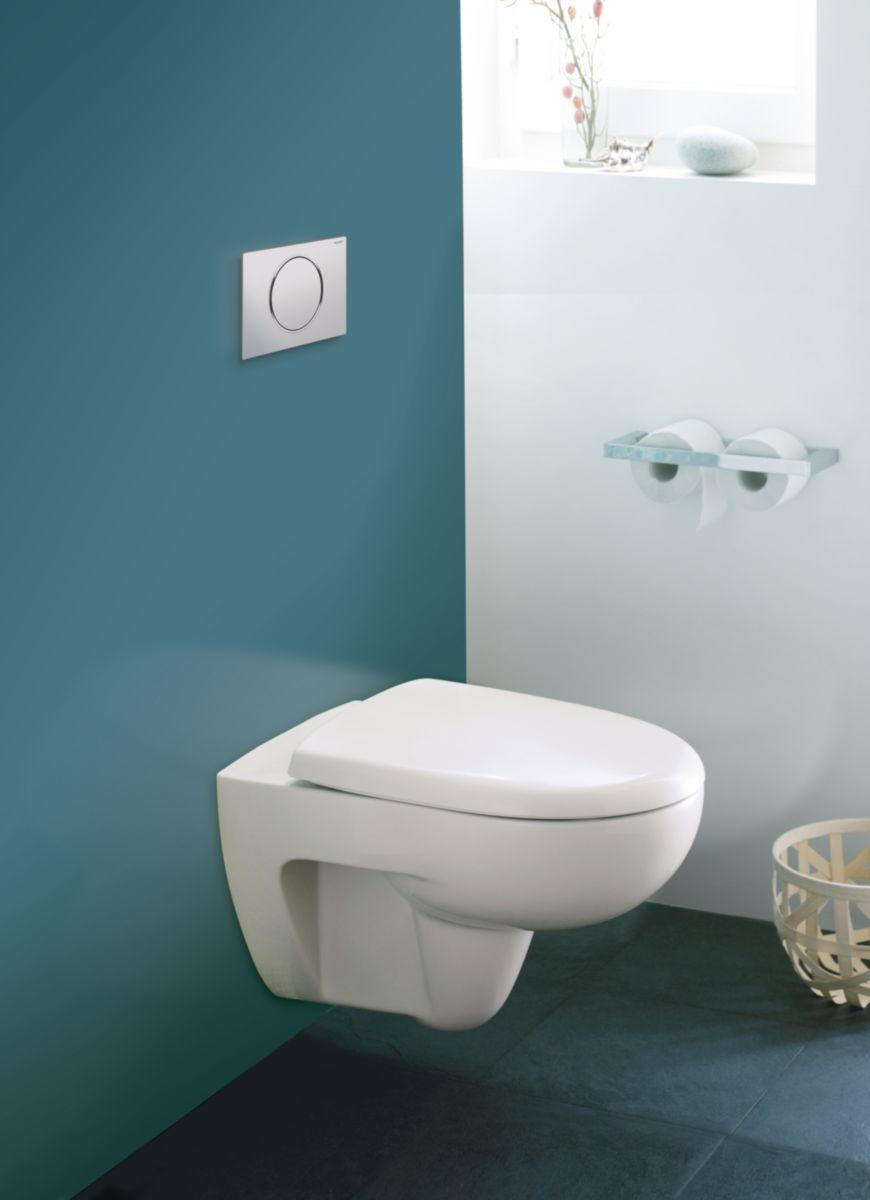 allia pack wc suspendu avec abattant fermeture standard blanc r f 08398300000200 cedeo. Black Bedroom Furniture Sets. Home Design Ideas