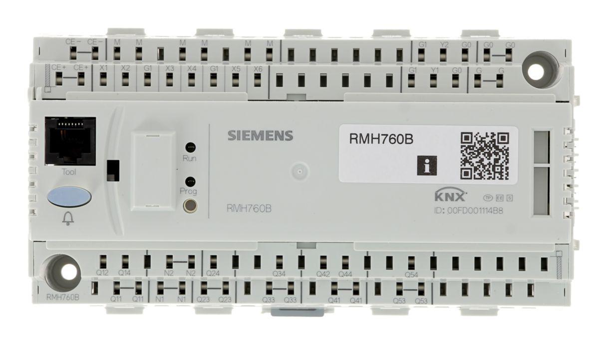 Régulateur chauffage RMH 760B-1 SIEMENS réf. BPZ:RMH760B-1