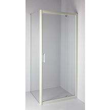 Paroi de douche de retour verseau fixe 80 cm alterna sanitaire cedeo - Paroi de douche cedeo ...