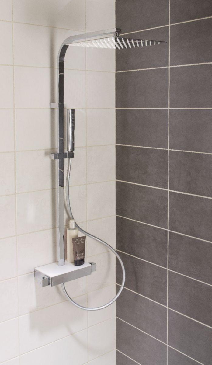Colonne de douche DOMINO thermostatique