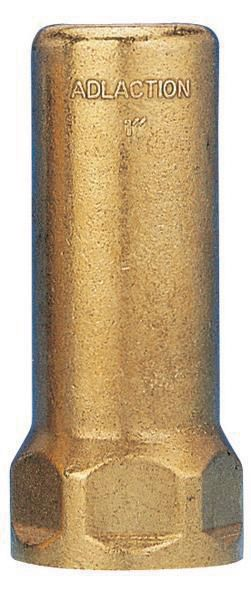 Antibélier à ressort taraudé femelle E 35 DN : 25 réf. 23026