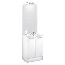 600 mm meubles co meubles et accessoires de salle de for Meuble angelo neova