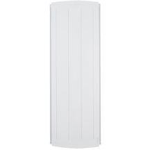 Radiateur électrique Nirvana digital vertical blanc 1500W Réf 507515 ...