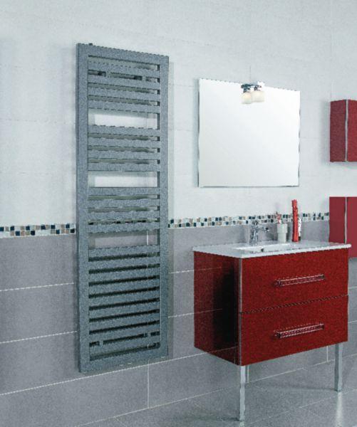 Sèche-serviettes SEDUCTA eau chaude 557 W