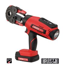 Sertisseuse Viper M21 + pince m�re + 2 batteries. 18V 1,5Ah, r�f 253502