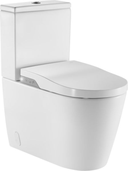 WC lavant Inspira In-Was h ® au sol à bride fermée
