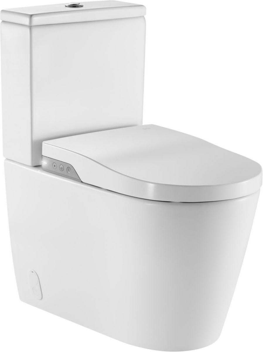 WC lavant Inspira In-Was h ® au sol à bride fermée