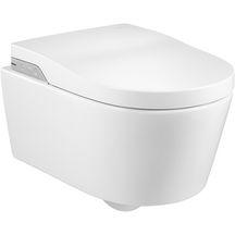 WC lavant Inspira In-Wash ® suspendu sans bride