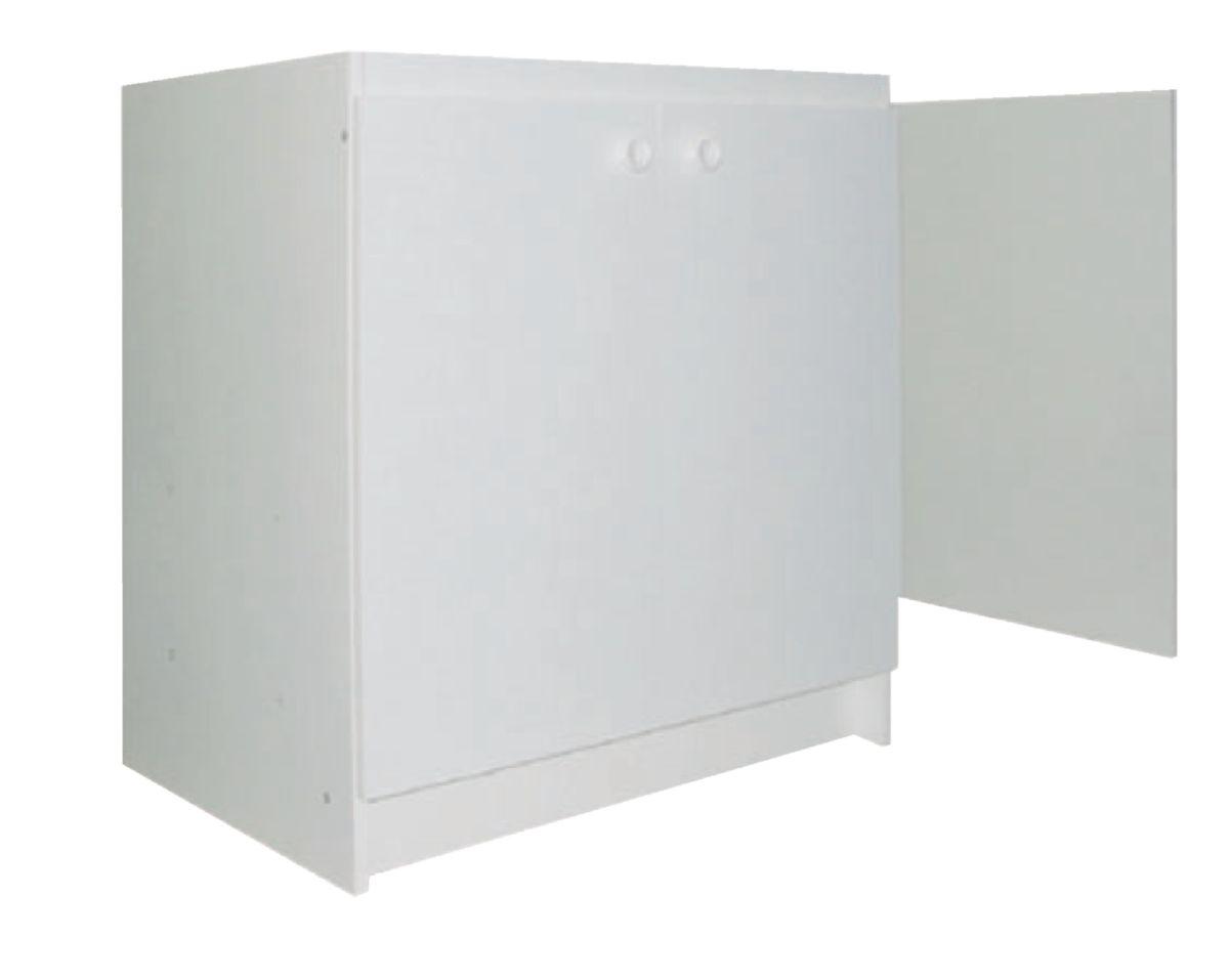 Moderna meuble cuisinette m lamin pour lave vaisselle paisseur 16 mm 1 tag re 2 portes - Cuisinette moderna ...