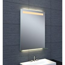Miroir rétroéclairé DUBAÏ L 60 cm