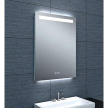 Miroirs et armoires de toilette meubles et accessoires - Hauteur d un miroir de salle de bain ...