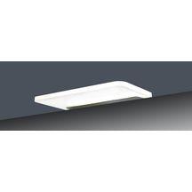 Spot LED Réglette blanche translucide 15cm