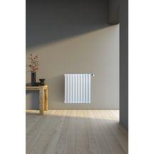 radiateur en fonte horizontal savane rafael 2 type s2 puissance 68 6 watts largeur 650 mm. Black Bedroom Furniture Sets. Home Design Ideas