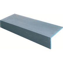 coffre d 39 habillage en l polystyr ne extrud wedi mensolo l 200x200x2500 mm mm wedi. Black Bedroom Furniture Sets. Home Design Ideas