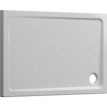 receveurs de douche c ramique receveurs douche sanitaire cedeo. Black Bedroom Furniture Sets. Home Design Ideas