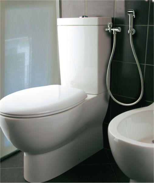 Douchette hygiénique RENOSTAR 2 robinets