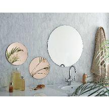 Miroirs ROSALES, coffret 3 miroirs, Ø 60 cm