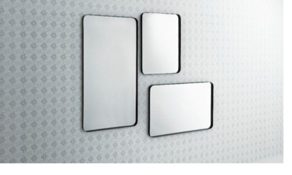 Miroir STEELTON L 70 cm