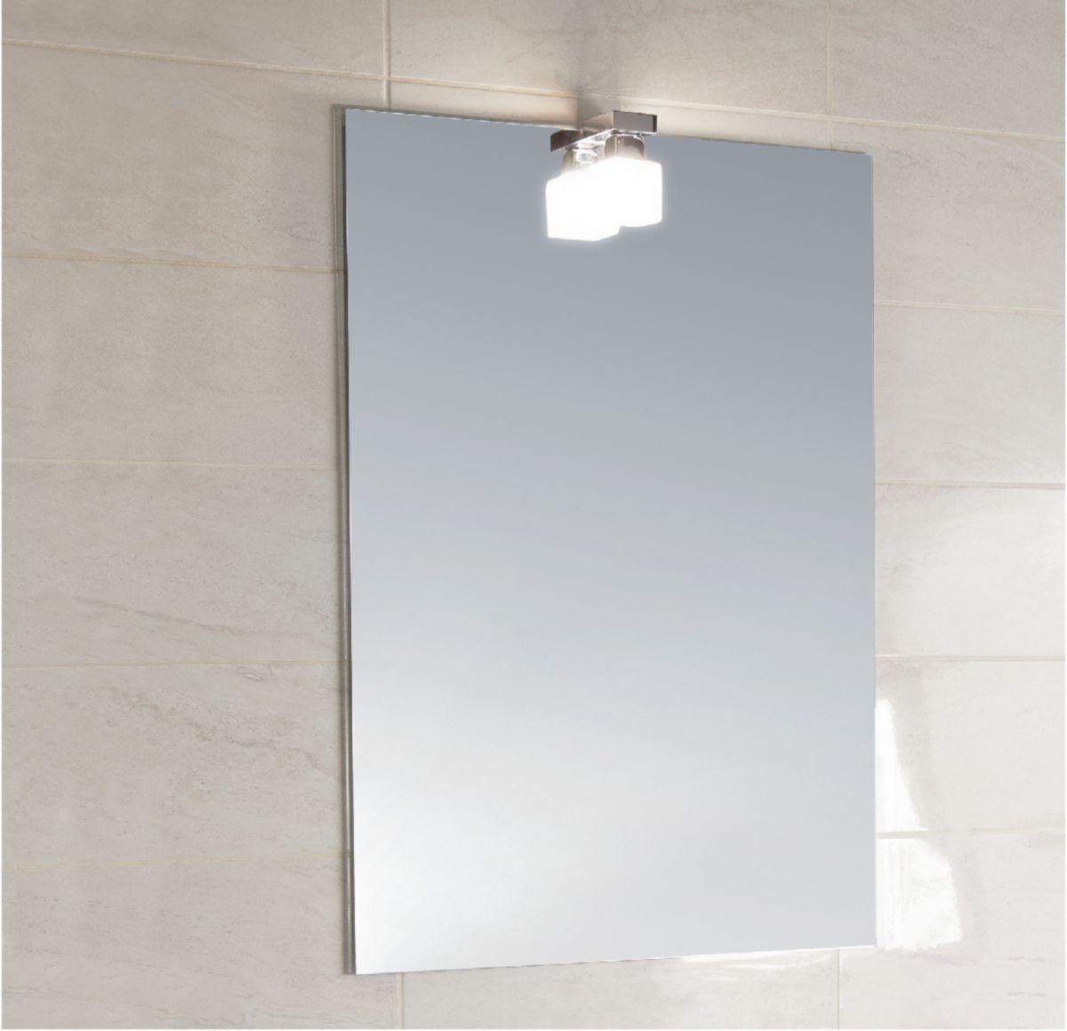 Miroir Bruges 60 x hauteur 70 cm
