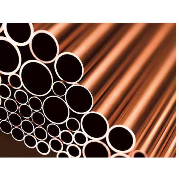 Tube cuivre SANCO dur diamètre : 28 mm épaisseur : 1 mm barre de 5 mètres réf 5007925